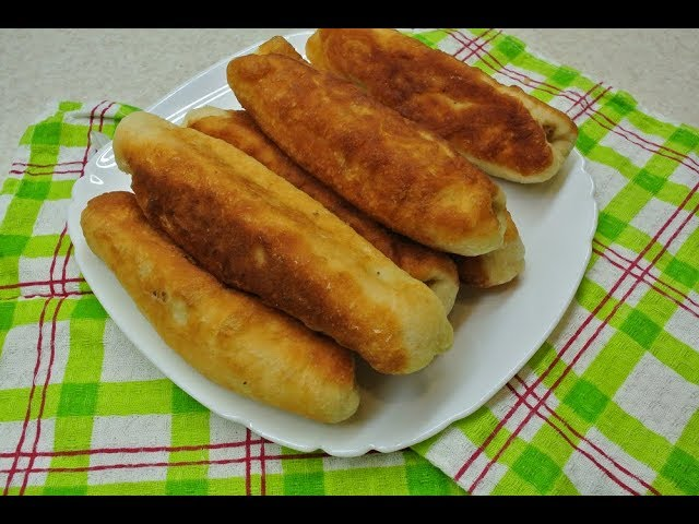 Пирожки с картошкой «По тбилисски»