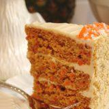 Нежный и очень вкусный морковный торт на сковороде