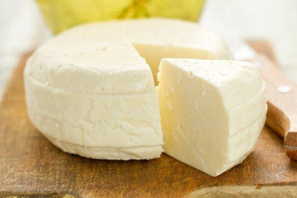 Нежный сыр сулугуни по-домашнему
