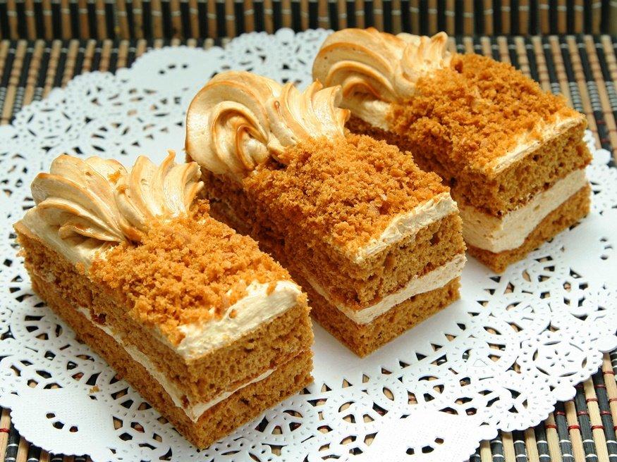 авторские пирожные рецепт с фото алексей