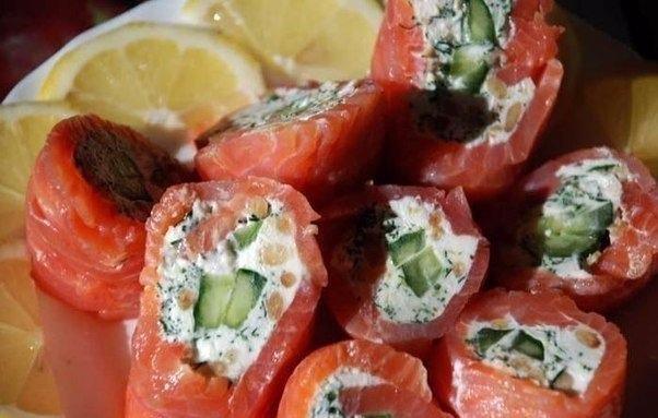 Домашние суши