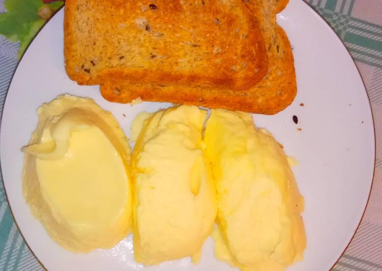 Нежнейший омлет на завтрак