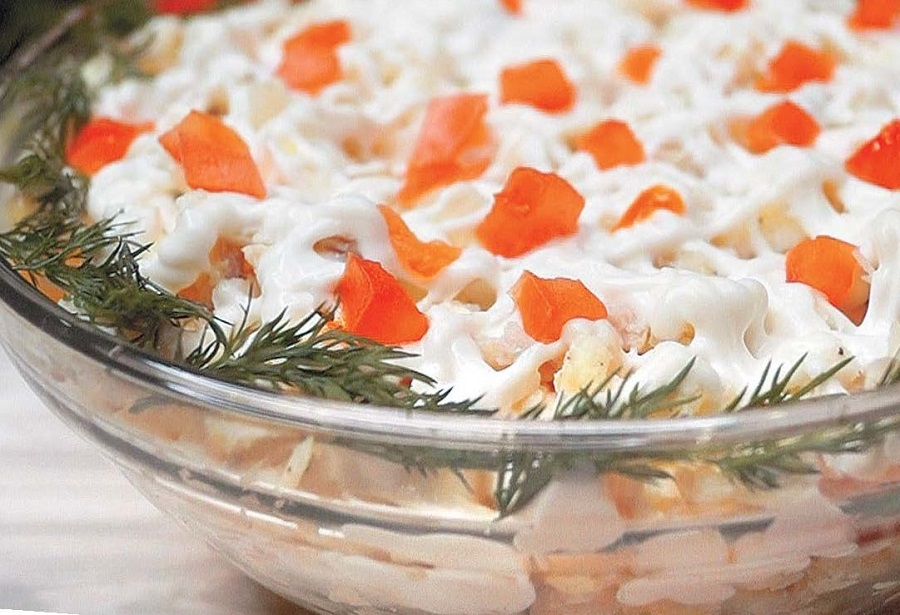 Салат «Рыбный»