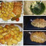 Запеченный картофель к праздничному столу