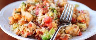 Несмотря на кажущуюся сложность, это блюдо совсем не трудоемкое и очень вкусное!