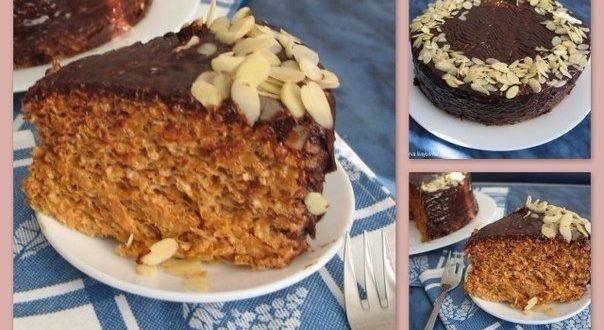 Никакой мороки и выпечки! Простой и вкусный тортик!