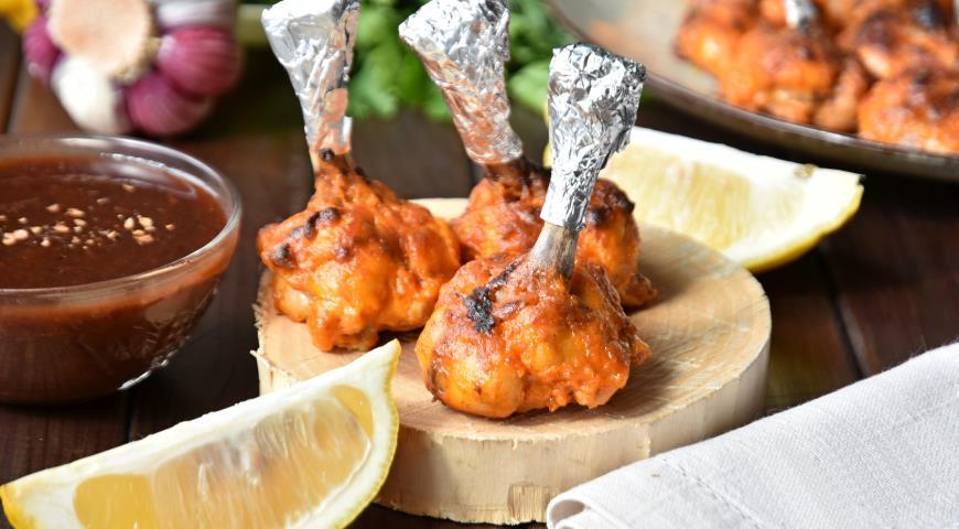 Оригинальное, недорогое и вкусное блюдо из куриных крылышек