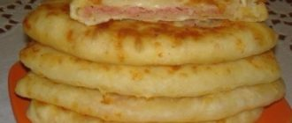 Очень сочные и хрустящие сырные лепешки за 15 минут