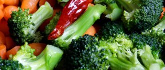 Полезные свойства любимых овощей