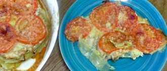 Половинка куриного филе и молодая капуста — вкусный ужин без забот!