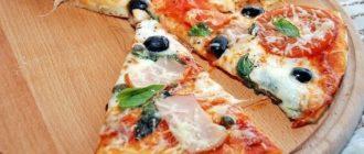 Секрет идеального теста для пиццы раскрыт!