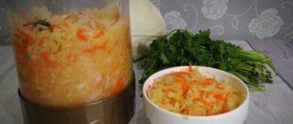 Квашеная капуста: настоящая ферментированная, без уксуса и сахара!