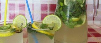 Освежающий летний коктейль «Мохито» можно быстро и просто приготовить в домашних условиях