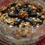 Салат «Анастасия» с черносливом
