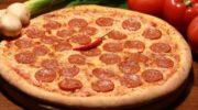 Рецепт настоящей Пиццы Пеппорони