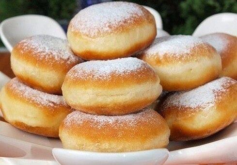 """Пончики """"Нежнейшие"""""""