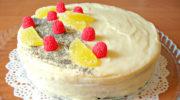 Домашний торт на День рождения, который я предлагаю, совсем несложный в приготовлении и получается очень вкусным.