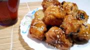 Предлагаю попробовать необычный очень вкусный китайский десерт — бананы в карамели