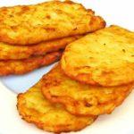 Классический хашбраун из картофеля