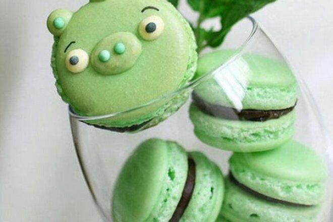 Любимое печенья для ребенка!