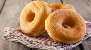 Пончики «Нежнейшие» на молоке
