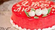 Рецепт приготовления цветной глазури для украшения неповторимого торта!