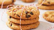 Дети в восторге! Простое печенье с шоколадом за 5 минут + время на выпечку