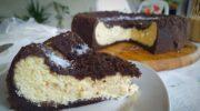 Пошаговый рецепт творожного пирога