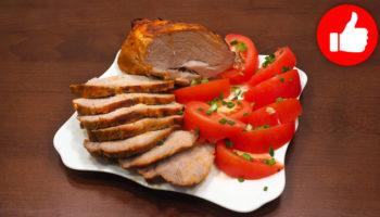 Свинина в фольге — наилучший рецепт!