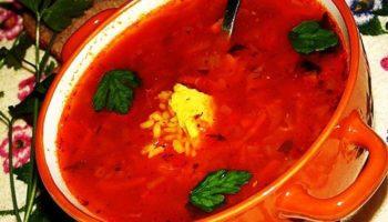 Рецепт традиционного Харчо!