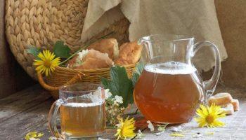 4 старинных рецепта целебных квасов
