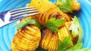 Картофель по-новому с хрустящей корочкой и медовой глазурью — это фантастика!