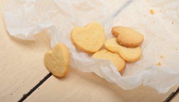 Песочное печенье из 3-х ингредиентов