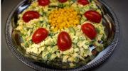 Вкусный и красивый салат за 5 минут