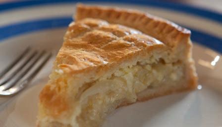 Ланкаширский масляный пирог