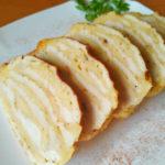Ленивый рулет из куриного филе с сыром и специями