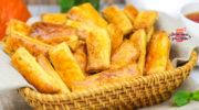 Рассыпчатое тыквенное печенье