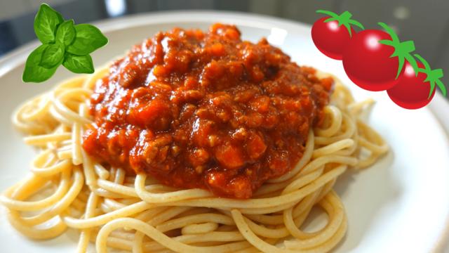 Соус болоньезе, итальянский рецепт
