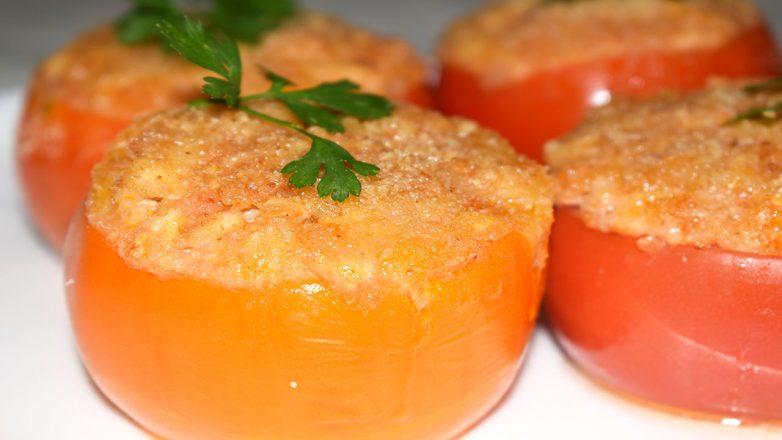 Фаршированные помидоры - блюдо, которое покорит всех!