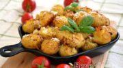 Хрустящая молодая картошечка в духовке