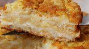Если вы любите пироги с яблоками, то советуем вам воспользоваться этим рецептом. В народе этот пирог называют «3 стакана».