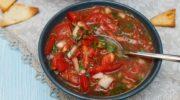 Жгучий соус сальса — для любителей поострее!
