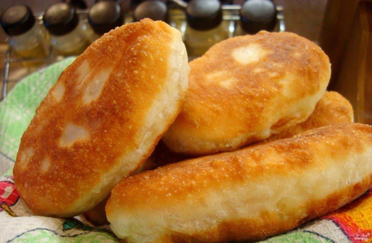 Пирожки получаются мягкие, вкусные и не черствеют 2-3 дня