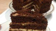 Тортик — Чёрный принц. Он действительно лёгкий и вкусный