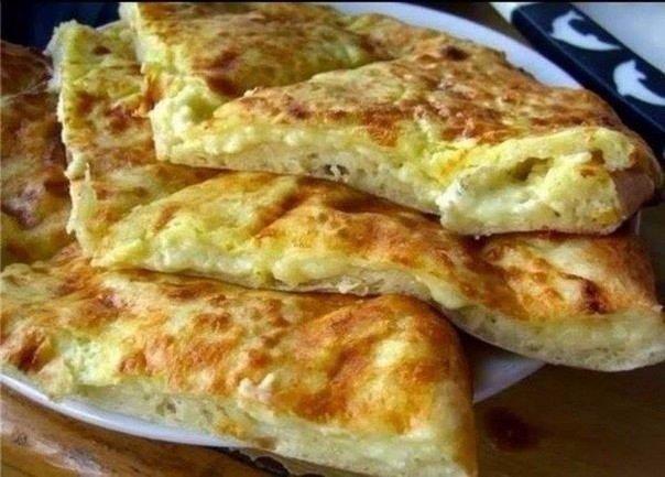 Хачапури на завтрак! легко и быстро! Безумно вкусные!