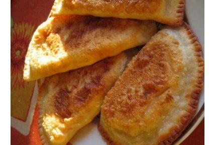 Чебуреки домашние Это самый простой и вкусный рецепт чебуреков, который я когда-либо пробовала!