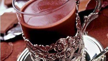 Шоколадно — молочный, горячий, винный коктейль для теплой встречи!