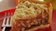 Австралийский яблочный пирог