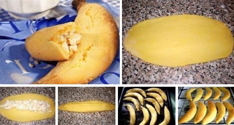 Вкуснятина! Печенье Бананы!
