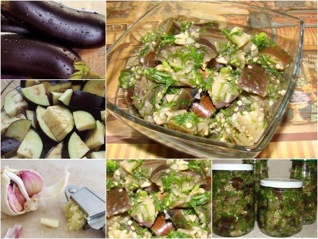 Приготовленные по этому рецепту баклажаны, получаются очень вкусные и похожими на грибы.